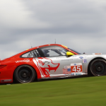2013- ALMS- Austin- No45 Flying Lizard Motorsports Porsche- Profile15