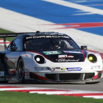 2013- ALMS- COTA- Race-No48 Paul Miller Racing Porsche 911 GT3 RSR36