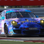 2013- ALMS- COTA- Race- No66 Porsche 911 GT3 Cup car gave TRG its first GTC win of 201334