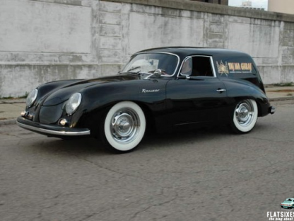 The Uniquely Custom Porsche 356s of the Taj Ma Garaj
