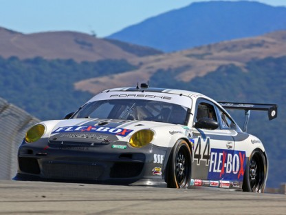 Porsche's Results in the GRAND-AM at Laguna Seca