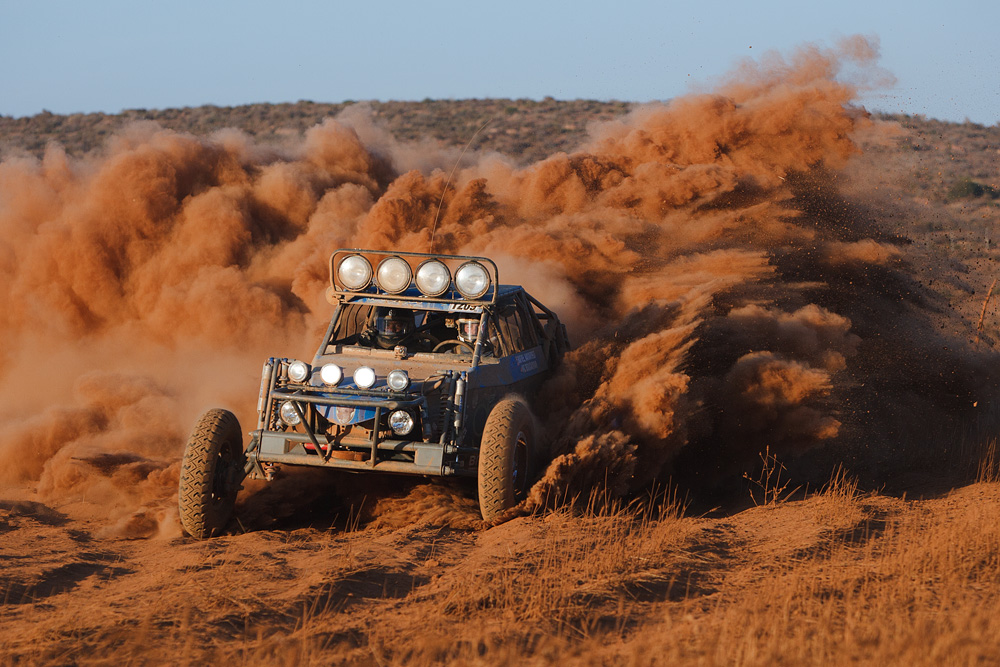 Patrick Long To Race In The Baja 1000 As A Member Of The