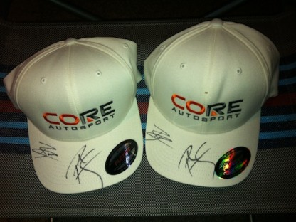 Win a Patrick Long and Tom Kimber-Smith Autographed Hat and T-Shirt Combo