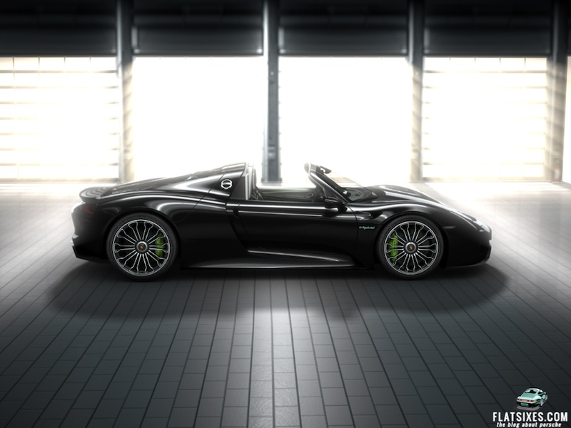 porsche 918 configurator is live which color would you. Black Bedroom Furniture Sets. Home Design Ideas