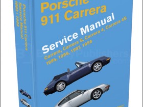 Porsche 911 (Type 993) Carrera Service Manual: 1995-1998