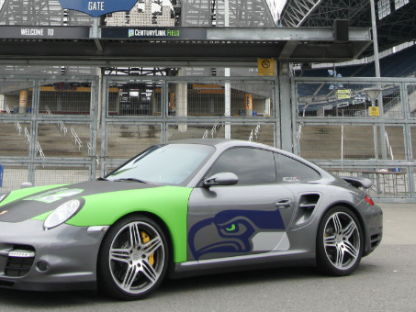 Will This Porsche, and its Owner, Make it out of San Francisco Alive?