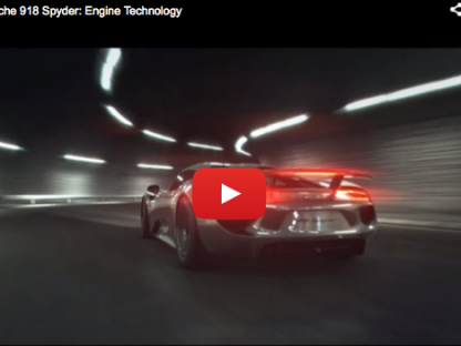 The 5 Driving Modes Of The Porsche 918 Spyder