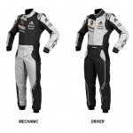 Mechanic and Driver Suits