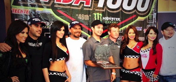 Patrick Long wins Baja 1000