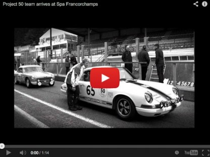 Watch The Last Race Of Porsche Project 50