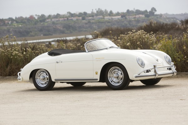 1957 Porsche 356 A Carrera 1500 GS Speedster by Reutter_Photo Credit Pawel Litwinski (c) 2013 Courtesy of RM Auctions (1)