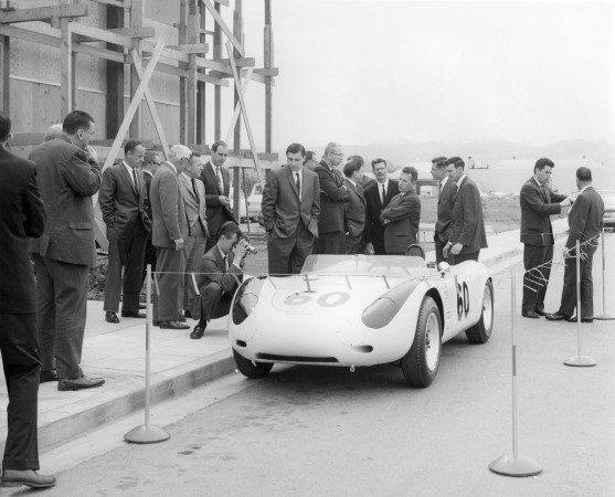 1961 Porsche 718 RM 61 Spyder_Photo Credit Courtesy of RM Auctions (1)