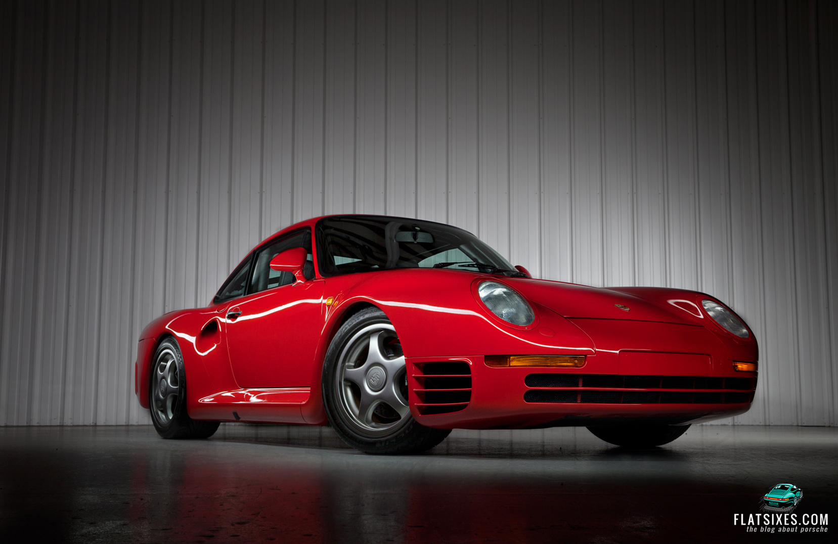 Gooding Showcases A Gorgeous Porsche 959 S For Sale