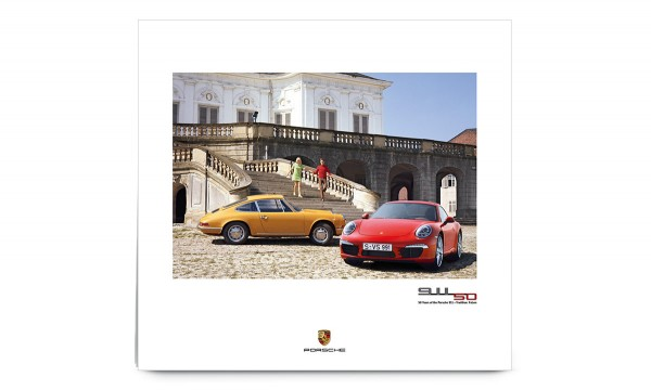 50 years of 911 Anniversary Calendar