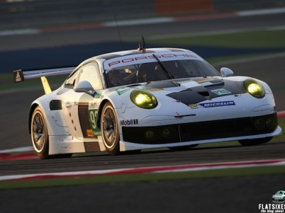 Porsche To Continue GT Works Engagement In 2014 WEC