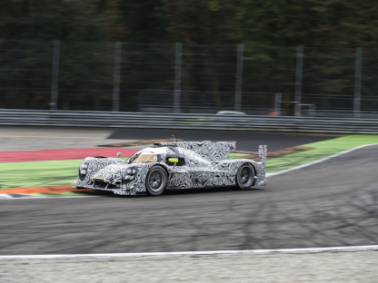 Porsche LMP1 To Run Four-Cylinder Gas Hybrid Engine
