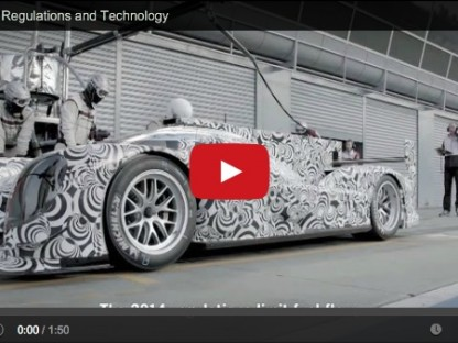 The Porsche LMP1 Regulations And Technology