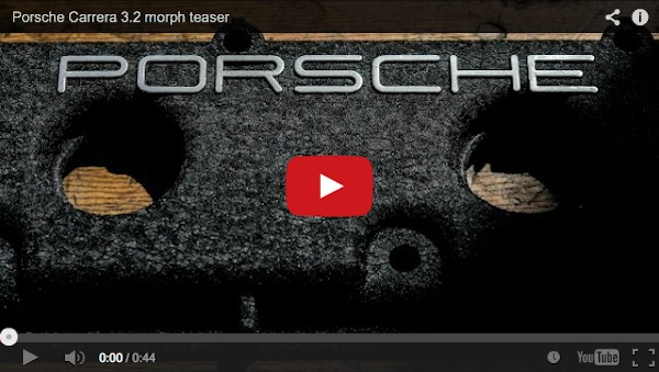 porsche 3.2 build up stop motion