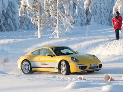 It's Winter Time And In The World Of Porsche That Means It's Time For Camp4