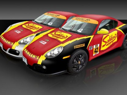 Hot Dog! – Team Sahlen Enters Two Caymans in the Continental Tire ST Class