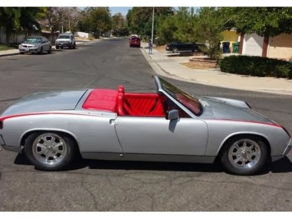 This 914 Speedster Is Theoretically Awesome, Actually Disappointing