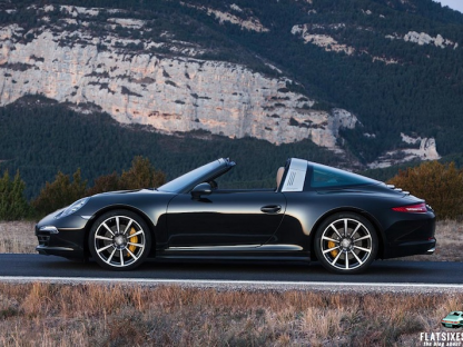 Pictures, Price and Specifications Of The 2014 Porsche Targa