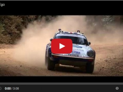 The Porsche 911's Alter Ego – Rallying & Off-Roading