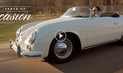 "Video: ""A Sense Of Occasion"" Driving A 356A Speedster"