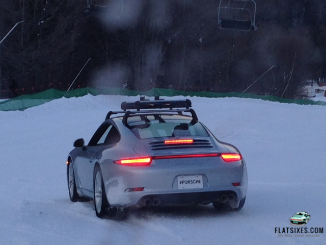 Porsche Of Wallingford >> Can Your Porsche Climb A Ski Slope? | FLATSIXES