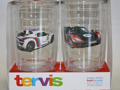 Enter To Win A Set Of Porsche 918 Spyder Tervis Tumblers