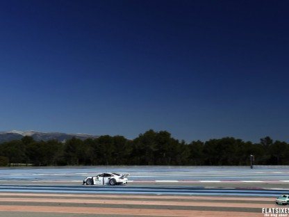 Porsche 911 RSR Posts Top Time At First Test In Preparation For The 1st Round Of The World Endurance Challenge