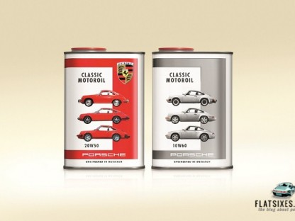 Porsche Classic Introduces 2 Motor Oils For Air-Cooled Porsches