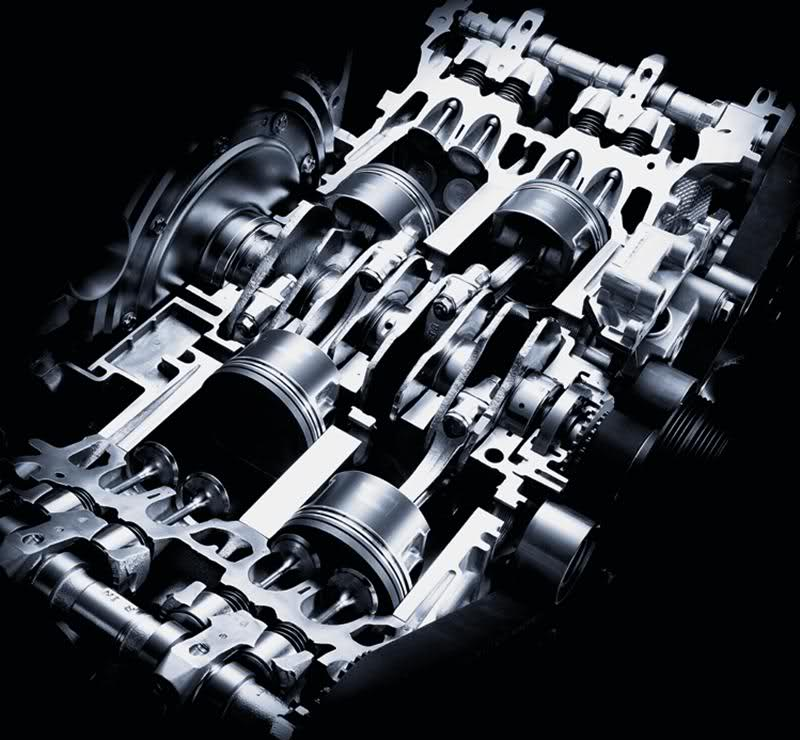 Porsche Confirms They Will Build A 4cylinder Boxster And Cayman Rhflatsixes: Porsche Car Engine Diagram At Elf-jo.com