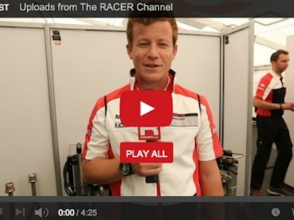 Video: Patrick Long Interrogates His Porsche Teammates