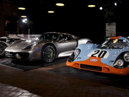 3 Priceless Porsches Together For The First Time