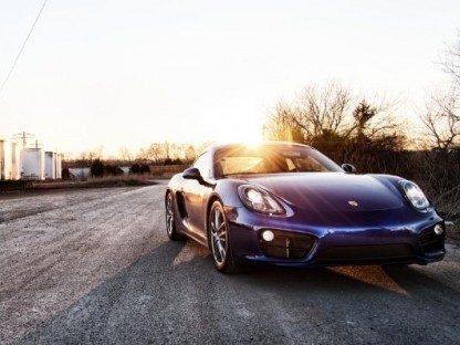 Boxster And Cayman Make Automobile Magazine All Stars List Again
