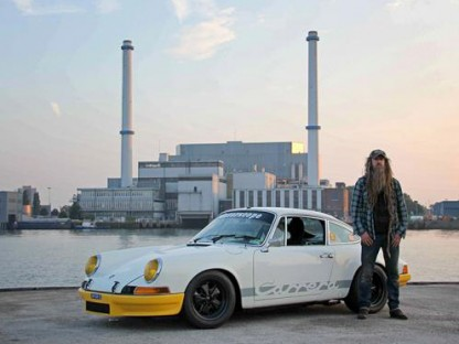 Magnus Walker Built 1972 Porsche 911T 3.2 Liter Hot Rod For Sale