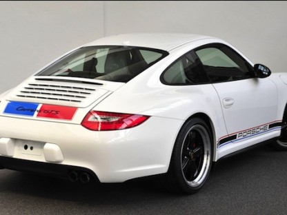 Details On The Exclusive Brumos Porsche 911 Carrera GTS B59 Editions