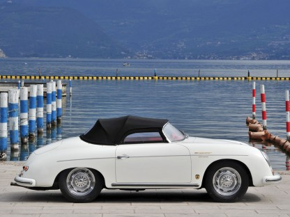 A Pair Of Four-Cam 356 And A Familiar 959 Headline Porsche Offerings At RM Auctions Monaco Event