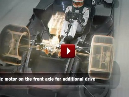 This Short Video Highlights The Technology In The Porsche 919 Hybrid