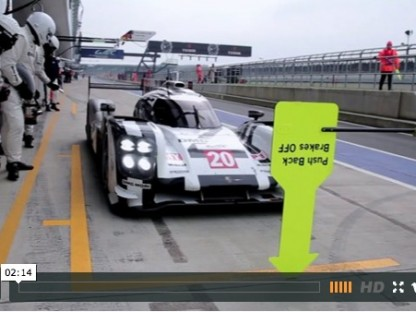 "Watch Porsche's Return To The World Endurance Challenge In ""The Sunday Of Our Return"""
