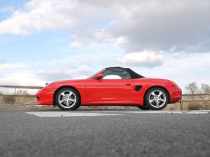 Project Boxster ClubSport – Part 1: Introduction