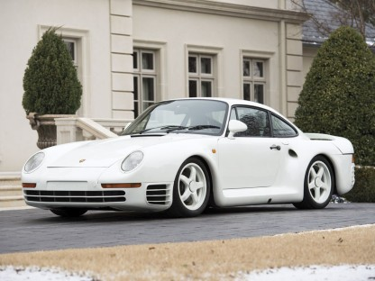 2014 RM Monaco Auction Porsche Results