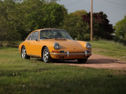 This POLO Engined 912 Out-911s The 911