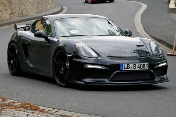 Why The Cayman Gt4 Isn T Going To Happen