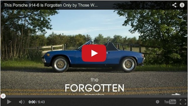 the forgotten porsche 914 petrolicious