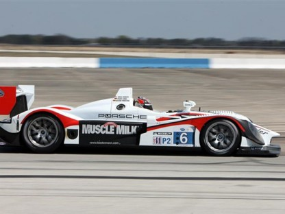 Sebring-Winning Porsche RS Spyder LMP2 For Sale