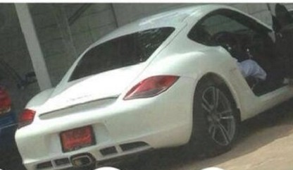 Thailand's Porsche-Driving Nun Warned To Adopt Frugal Lifestyle