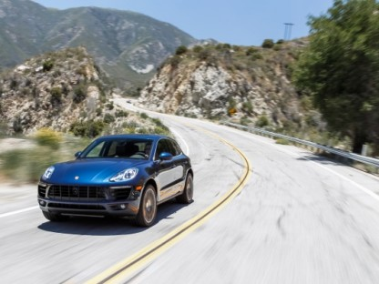 Why It Might Pay To Drive A Porsche Macan