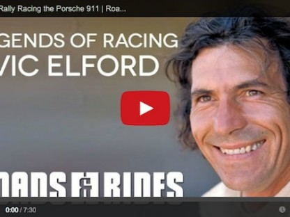 Vice Elford legend of racing porsche